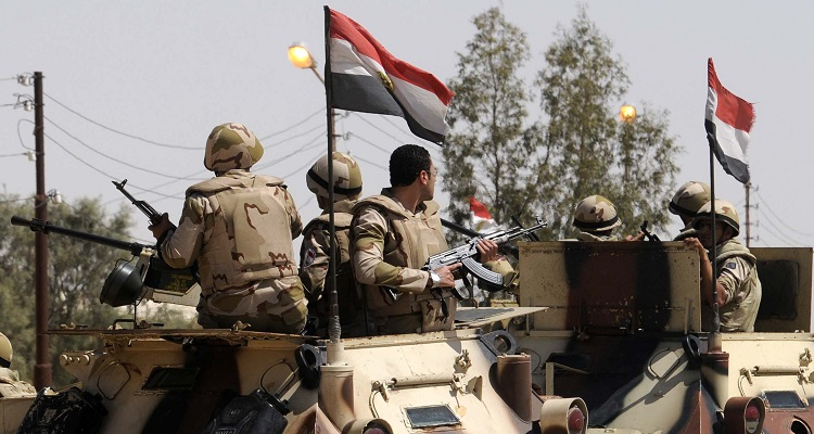 تراجع الجيش المصري بعد نشر الترتيب الجديد لجيوش العالم لعام 2016