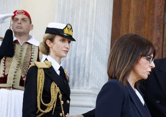 Ποια είναι η πρώτη υπασπίστρια της... πρώτης γυναίκας ΠτΔ (ΦΩΤΟ)