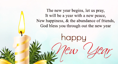 New Year Message 2019