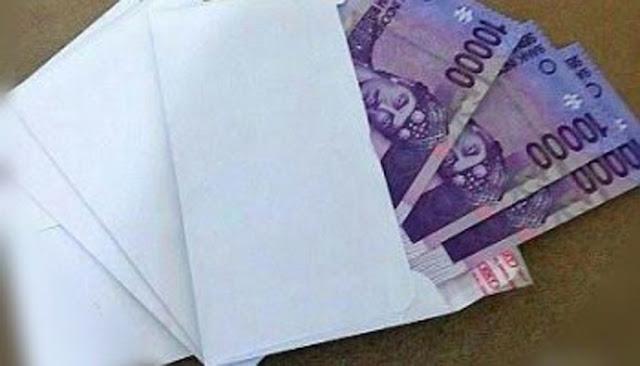 Biaya administrasi skck Rp.30.000