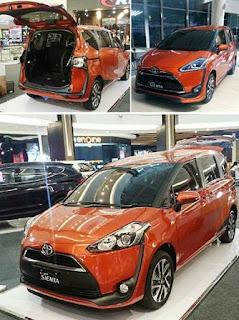 Toyota Sienta Promo Pameran GIIAS