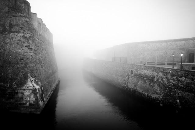 Foso de San Felipe y Murallas Reales de Ceuta