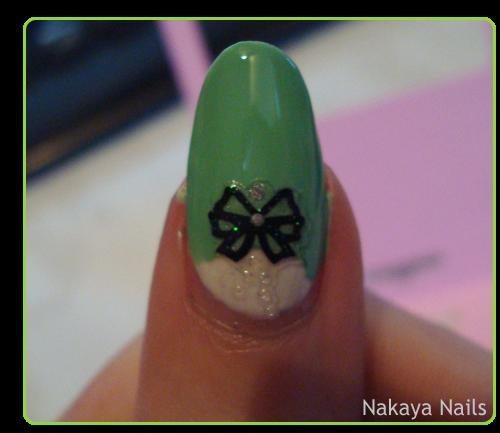 Nakaya Nails September 2012
