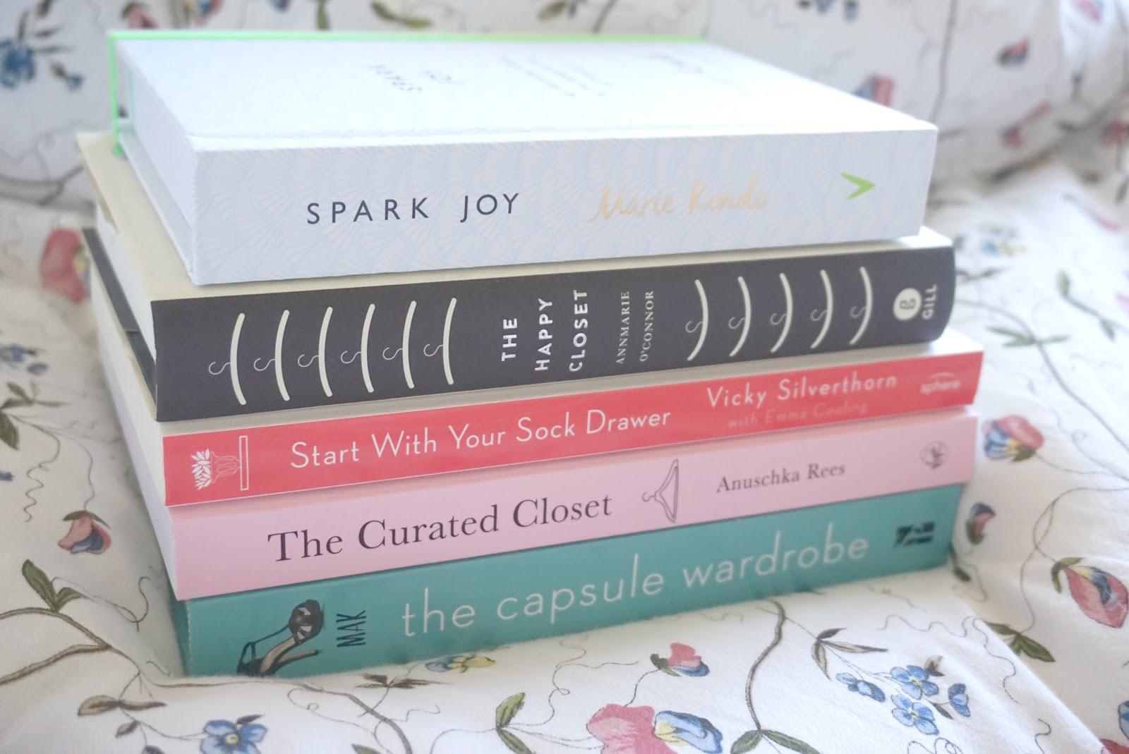 decluttering book reviews
