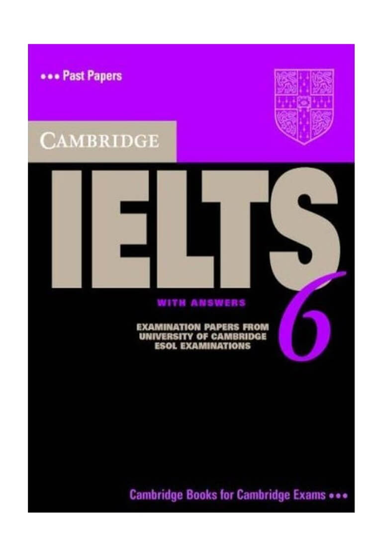 Cambridge IELTS 6 by Cambridge ESOL PDF Book Download