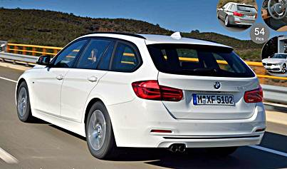 2016 BMW 320d ED Sport Mode Review