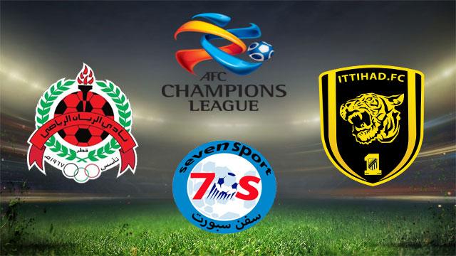 موعد مباراة الاتحاد السعودي والريان القطري بتاريخ 4-3-2019 في دوري ابطال اسيا