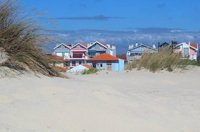 costa+nova+portogallo+oceano+itinerario