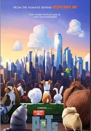 The Secret Life of Pets (2016) HDCam MP4 HD 350MB