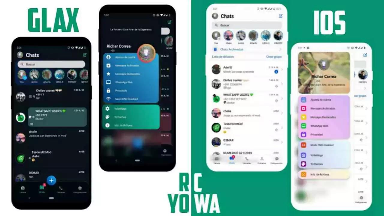 Download RC Yowa 7.90 Terbaru Glax dan IOS