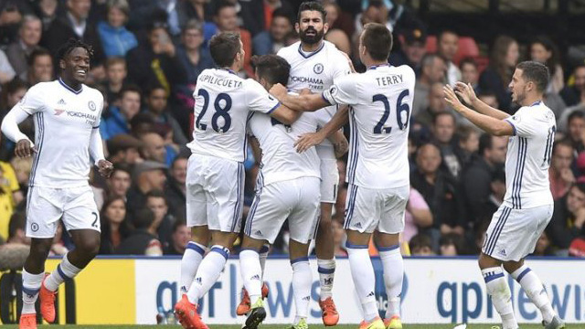 Hasil Liga Spanyol Watford 1-2 Chelsea: Diego Costa kontroversial segel kemenangan kedua