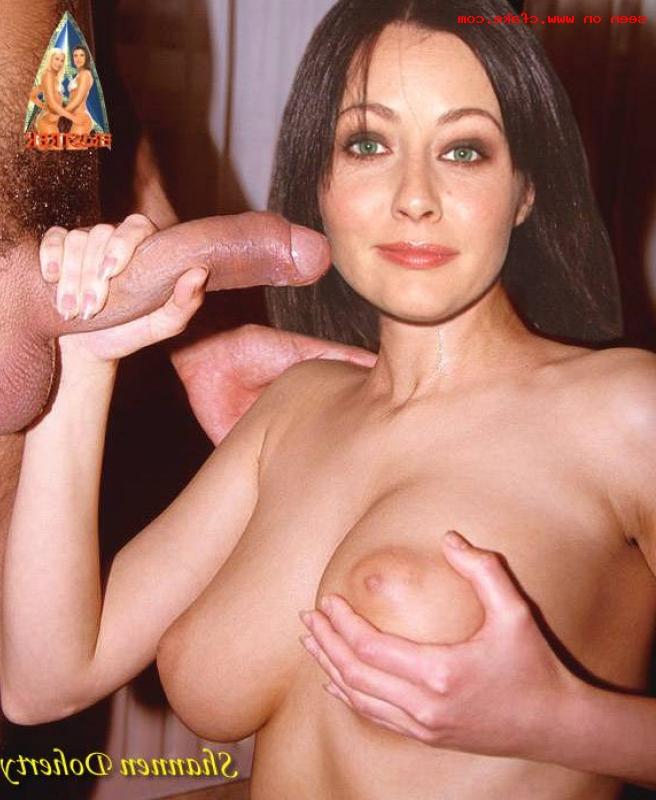 Shannen Doherty Nude