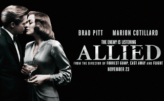 Đánh giá phim: Allied (2016) - Liên minh sát thủ