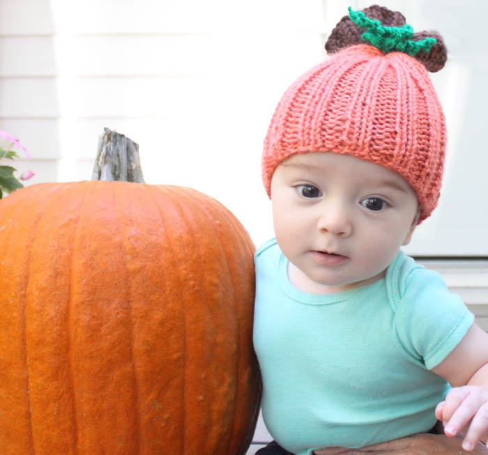 Baby Slouch Hat
