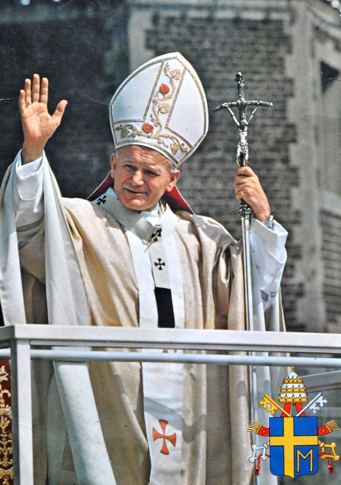 papież Jan Paweł II