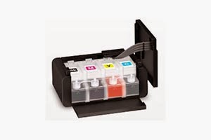 epson l200 all-in-one printer price in pakistan and blinking orange