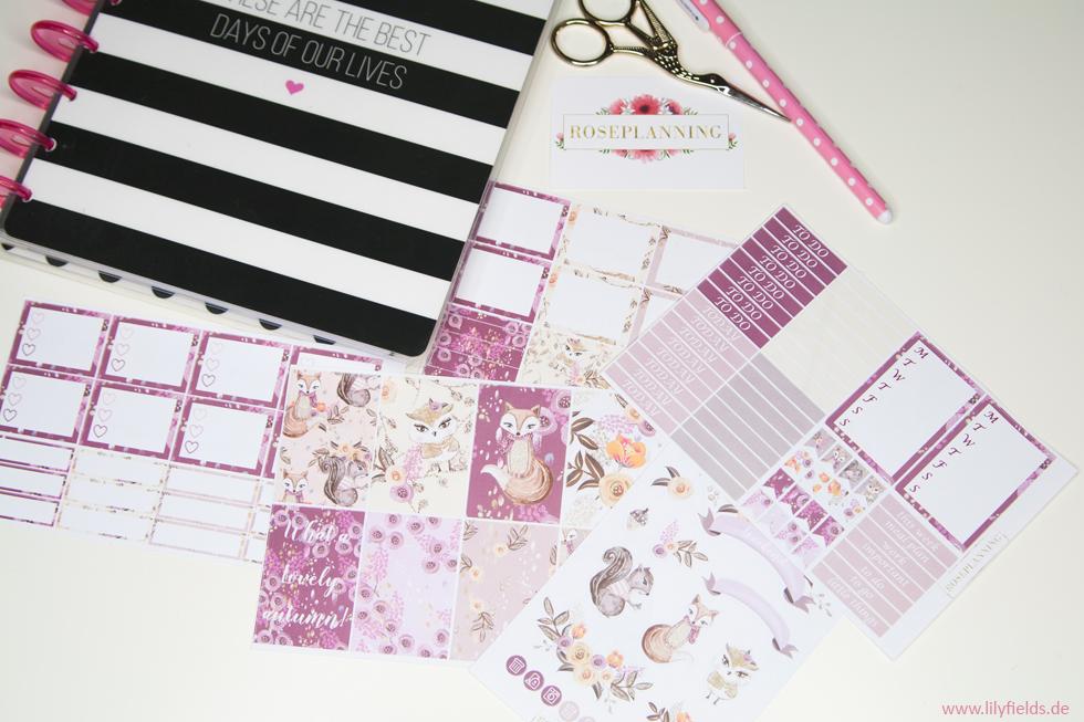 DaWanda - Roseplanning Shop