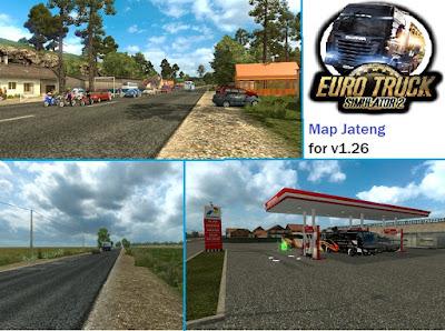 Map Jateng ETS2