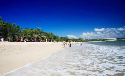 Tempat wisata pantai kuta di bali