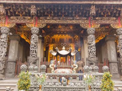 三峡祖師廟の写真