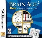 Brain Age 2 - More Training in Minutes a Day!