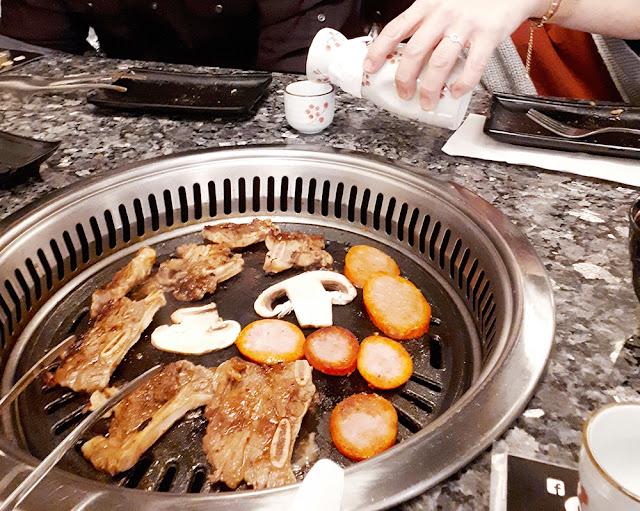 Sakura BBQ Coréen