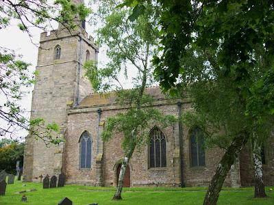 Sapcote All Saints church