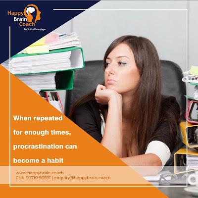 a regular procrastinator