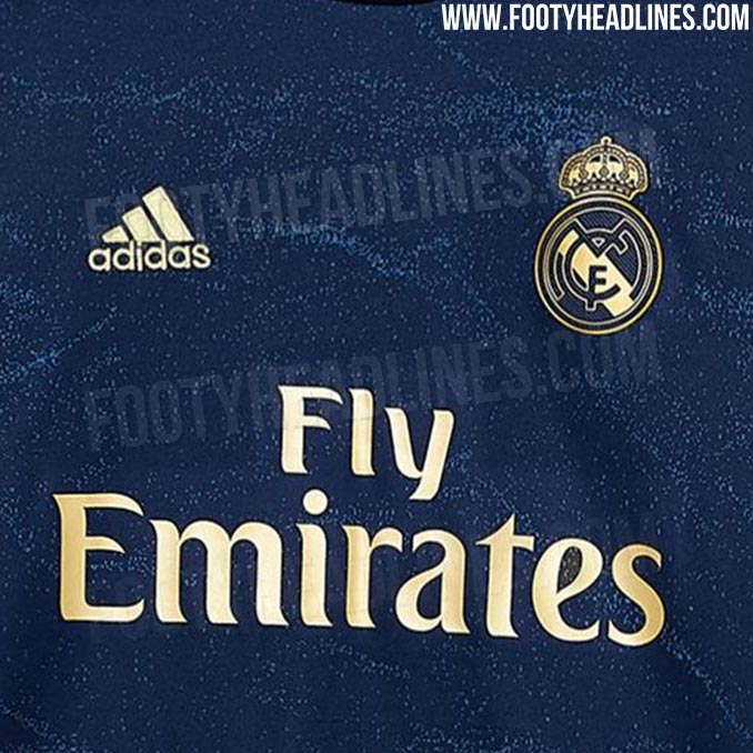 Real Madrid 19-20 Home, Away & Third Kits Leaked - Release
