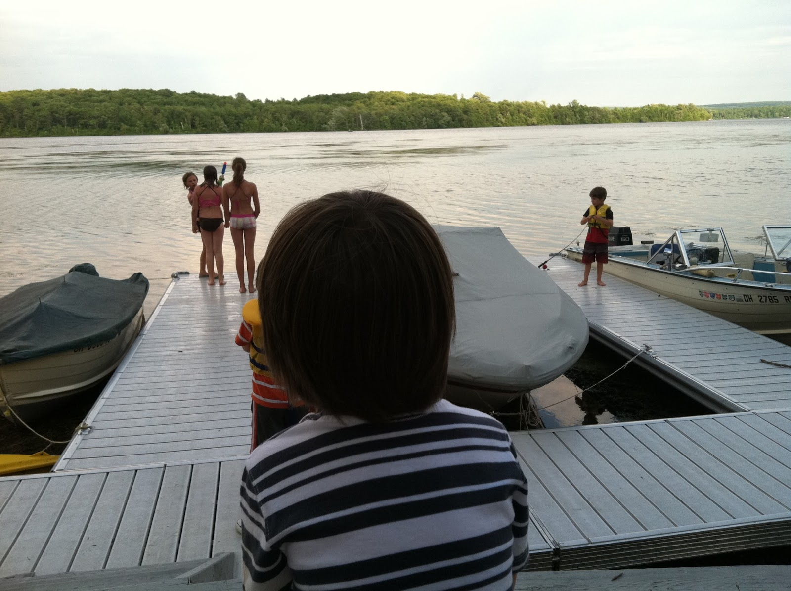 Adkins Lakeview Cottage Fishing