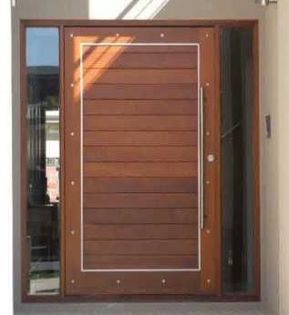 pintu minimalis ruang utama