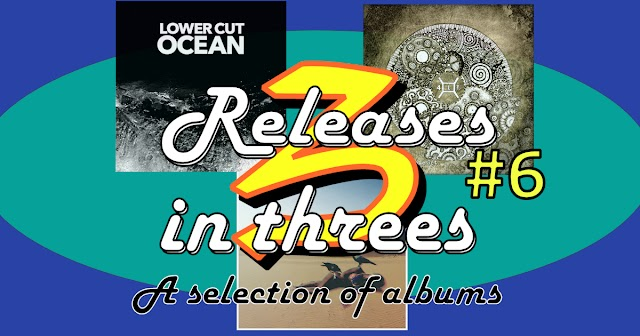 Releases, in threes [#6] Alternative touch pt.I