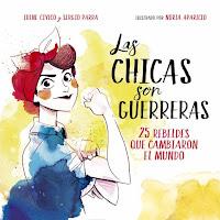 Las chicas son guerreas, Irene Cívico y Sergio Parra