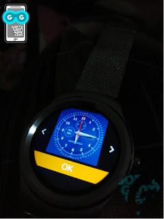 review SMA-R smartwatch gearbest