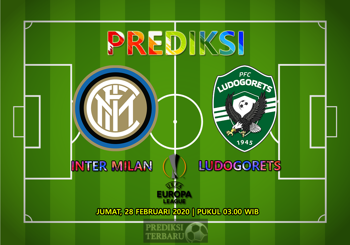Prediksi Inter Milan Vs Ludogorets Jumat 28 Februari