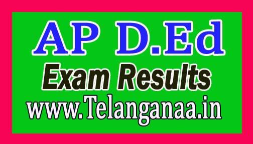 Andhra Pradesh AP D.Ed 1st Year Exam Results 2016 declares bseap.org