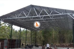 Jasa konstruksi baja wf Di Sukoharjo