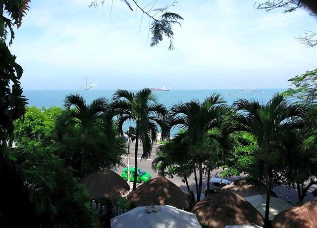 """Top quán cafe ngắm biển """"siêu mê"""" ở Vũng Tàu"""