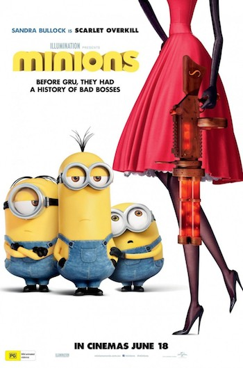 Minions 2015 Full Movie Download