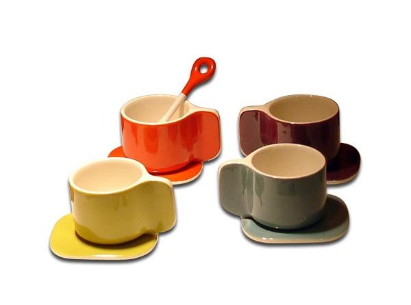 Diseño de taza única