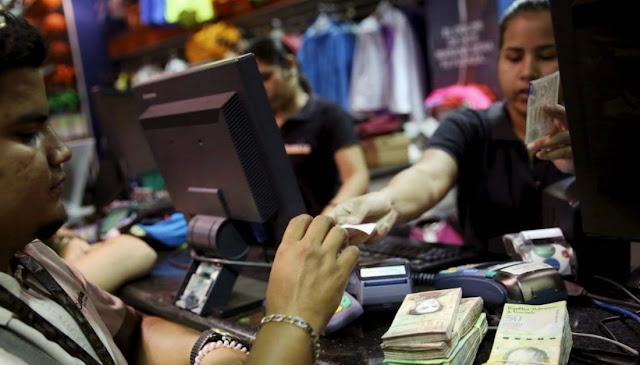 FMI prevé que inflación en Venezuela se ubique en 1.800.000 % los próximos dos años
