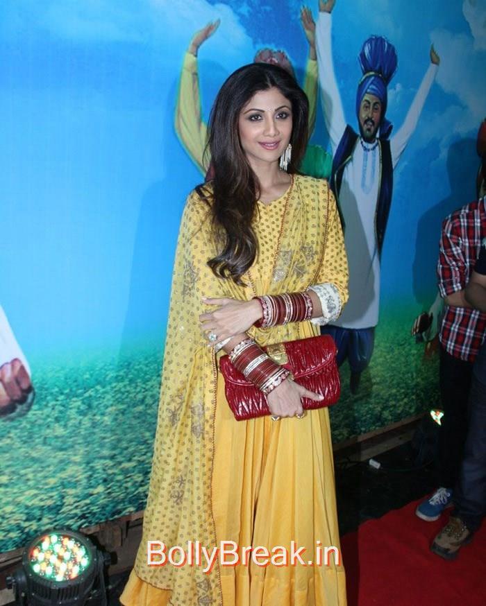 Shilpa Shetty, Hot HD Images of Shilpa Shetty Pooja Batra at Baisakhi 2015 Bash