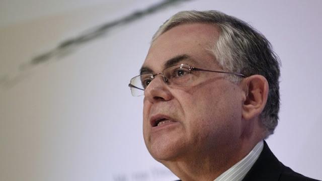Εκτακτο: Ισχυρή έκρηξη τραυμάτισε τον πρώην Πρωθυπουργό Λουκά Παπαδήμο και τον οδηγό του