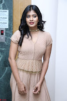 Hebah Patel in Brown Kurti and Plazzo Stuunning Pics at Santosham awards 2017 curtain raiser press meet 02.08.2017 003.JPG