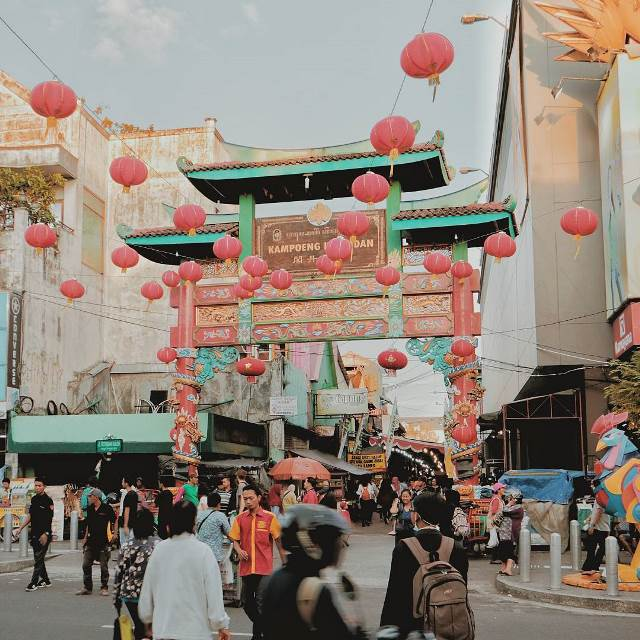 Foto Wisata Kampoeng Ketandan