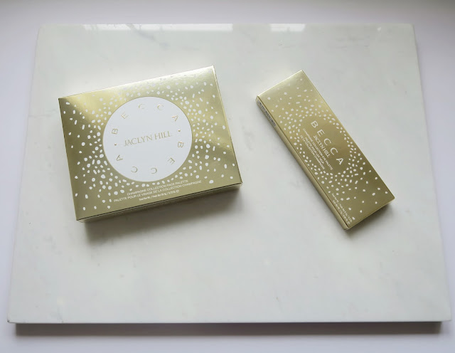 Becca X Jaclyn Hill Champagne Collection