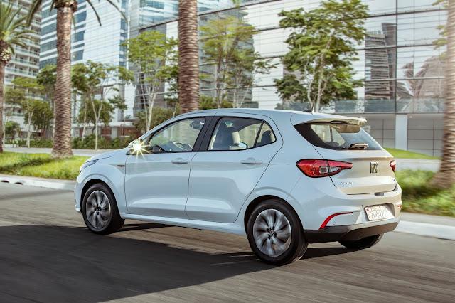 Fiat Argo 2018 teve valorização de preços em todas as versões