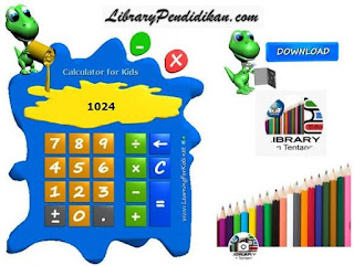 Download Calculator Matematic For Kids-librarypendidikan