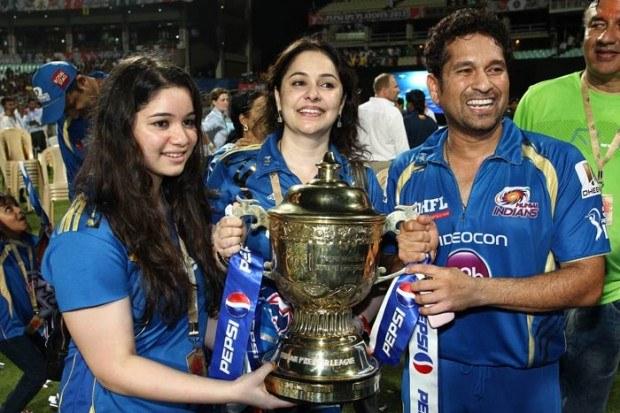 Sachin Tendulkar Wife Images1