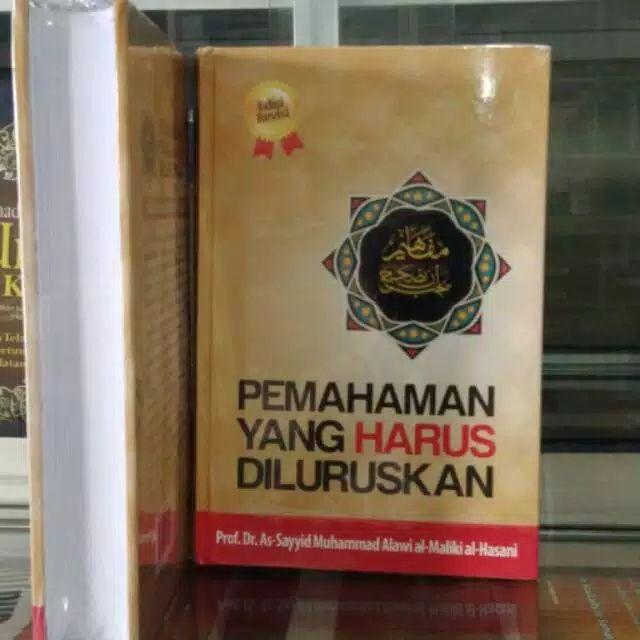 Toko Online Kitab Mafahim Yajibu an Tushohhah Asli di Saumlaki